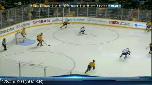 ������. NHL 14/15, RS: Boston Bruins vs. Nashville Predators [16.12] (2014) HDStr 720p   60 fps
