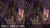 Семейка монстров в 3Д / The Boxtrolls 3D Горизонтальная анаморфная