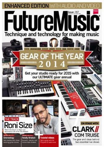 Future Music UK – January 2015