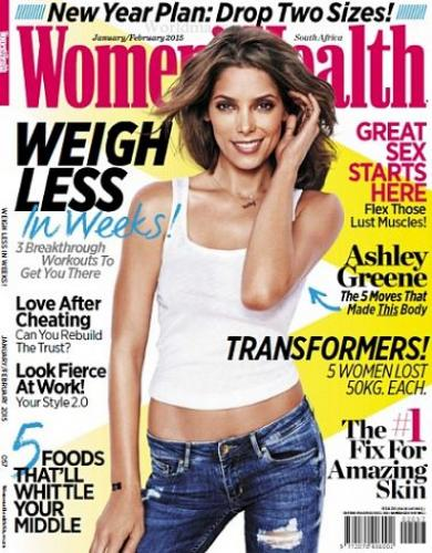 Women's Health South Africa – January 2015