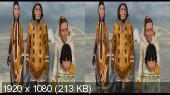 Сарила: Затерянная земля 3Д / The Legend of Sarila 3D Горизонтальная анаморфная