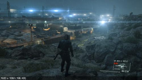Metal Gear Solid V: Ground Zeroes (2014/RUS/ENG/MULTi8) *CODEX*