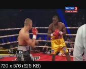 Бокс. Адонис Стивенсон - Дмитрий Сухотский + андеркарт [19.12] (2014) DVB