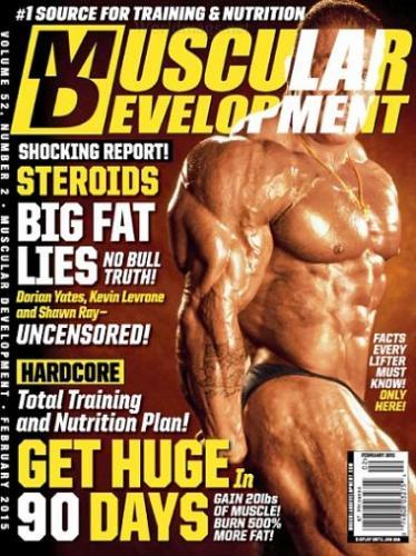 Muscular Development – February 2015