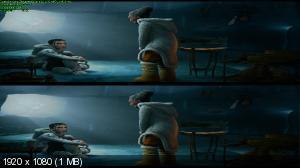 Сарила: Затерянная земля 3Д / The Legend of Sarila 3D (Лицензия by Ash61)  Вертикальная анаморфная