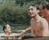 ���� � �����, �� ������ ������ / Three Men in a Boat (1956) TVRip | VO | SATKUR