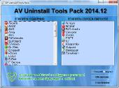 AV Uninstall Tools Pack 2014.12
