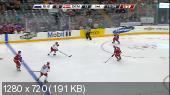 Хоккей. Молодёжный чемпионат мира 2015 (U-20), Группа B. 1 тур Дания - Россия [26.12] (2014)  HDStr 720p | 60 fps