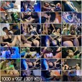 CollegeFuckParties - Amelia, Demi, Yani, Adelle, Annika, Sofie, Yiki, Zara - Student Party Sex Video That Truly Rocks! Part 2 [HD 720p]