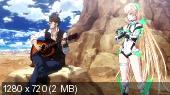 Изгнанные из Рая / Rakuen Tsuihou / Expelled from Paradise (2014) BDRip 720p | Sub