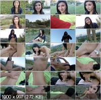 PublicSexAdventures - Moni - 19-Year-Old Monica Performs Blowjob In Public [HD 720p]