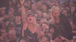 Saxon - Warriors Of The Road: Wacken Open Air 2012 (2014) BDRip 1080p