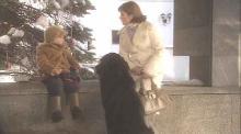 Моя мама снегурочка (2007) DVDRip