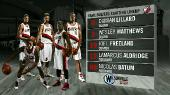 Баскетбол. NBA 14/15. RS: Toronto Raptors @ Portland Trail Blazers [30.12] (2014) WEB-DL 720p | 60 fps