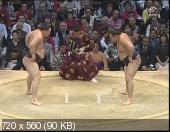 Сумо. Ноябрьский турнир 2014: Кюсю Басё (Фукуока) / Kyushu Basho (Fukuoka) (2014) SATRip