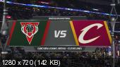 ���������. NBA 14/15. RS: Milwaukee Bucks @ Cleveland Cavaliers [31.12] (2014) WEB-DL 720p | 60 fps