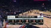 ���������. NBA 14/15. RS: New Orleans Pelicans @ San Antonio Spurs [31.12] (2014) WEB-DL 720p | 60 fps