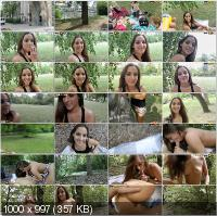 PublicSexAdventures - Amira Adara - Teen Naked In The Streets Of Budapest [HD 720p]