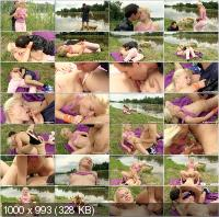 ClubSevenTeen - Cathy - Cathy Gets Fucked By The Lake [HD 720p]