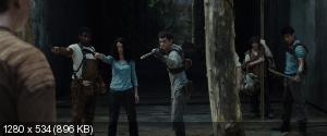 ������� � ��������� / The Maze Runner (2014) BDRip 720p | DUB | ��������