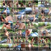CollegeFuckParties - Lola, Raffaella, Dulsineya, Liana, Vlaska, Jewel - Picnic Fuck Party Movie Part 2 [HD 720p]