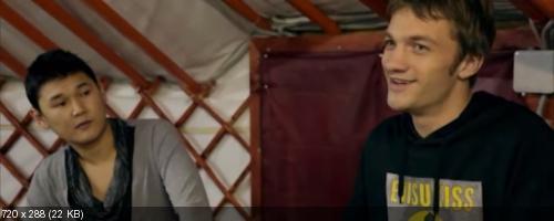 Буузы (Жаргал Бадмацыренов) [2013 г., комедия, WEB-DLRip]