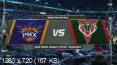 Баскетбол. NBA 14/15. RS: Phoenix Suns @ Milwaukee Bucks [06.01] (2015) WEB-DL 720p   60 fps