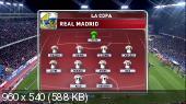 Футбол. Кубок Испании 2014-15. Copa Del Rey. 1/8 финала. Первый матч. Атлетико Мадрид - Реал Мадрид [07.01] (2015) HDTVRip