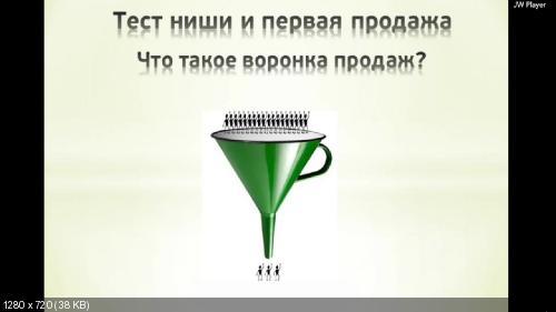 Интернет-магазин: с нуля до 150 000 рублей