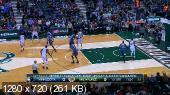 ���������. NBA 14/15. RS: Minnesota Timberwolves @ Milwaukee Bucks [09.01] (2015) WEB-DL 720p | 60 fps