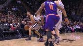 ���������. NBA 14/15. RS: Phoenix Suns @ San Antonio Spurs [09.01] (2015) WEB-DL 720p | 60 fps