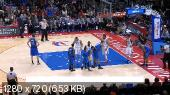 ���������. NBA 14/15. RS: Dallas Mavericks @ Los Angeles Clippers [10.01] (2015) HDTVRip 720p | 50 FPS