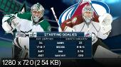 ������. NHL 14/15, RS: Dallas Stars vs. Colorado Avalanche [10.01] (2015) HDStr 720p | 60 fps