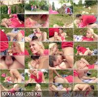 ClubSevenTeen - Cathy - Cathy Loves To Fuck In The Open Air [HD 720p]