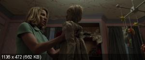 Проклятие Аннабель / Annabelle (2014) BDRip-AVC | DUB | Лицензия