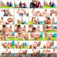 TeenSexFusion - Barbora - Nice Fucked Young Sexy Blonde [HD 720p]
