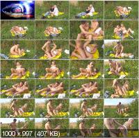 PornFilms3D - Britney - Sex Picnic With Nubile Blonde 3D [FullHD/3D 1080p]