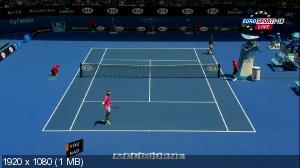 ������. Australian Open 2015. 1-�� ����. ������ ����� (������) - [3] ������� ������ (�������) [19.01] (2015) HDTV 1080i