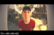 Город героев / Big Hero 6 (2014) DVDScrRemux | DUB | Чистый звук