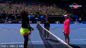 ������. Australian Open 2015. 2-�� ����. [1] ������ ������� (���) - ���� �������� (������) [22.01] (2015) HDTV 1080i