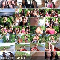 CollegeFuckParties - Vendy, Liana, Zora, Priscilla, Michelle, Ivanka - Wild College Girls Fucking Outdoors Part 1 [HD 720p]