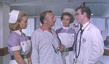 Доктор и его медсестры / Doctor in Clover (1966) DVDRip