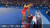 ������. Australian Open 2015. �����. ������ ������� - ����� �������� [31.01] (2015) HDTVRip 720p
