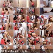 18Dom - Kiki, Sandra - Toilet [HD 720p]