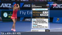 ������. Australian Open 2015. �����. ������ ������� - ����� �������� [31.01] (2015) SATRip
