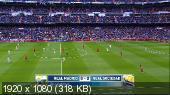 Футбол. Чемпионат Испании 2014-15. 21-й тур. Реал Мадрид - Реал Сосьедад [31.01] (2015) HDTV 1080i