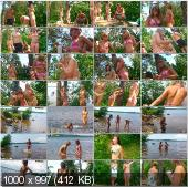 CollegeFuckParties - Alika, Tiffany, Hannah, Marta - Student Sex Friends On A Picnic Part 2 [HD 720p]