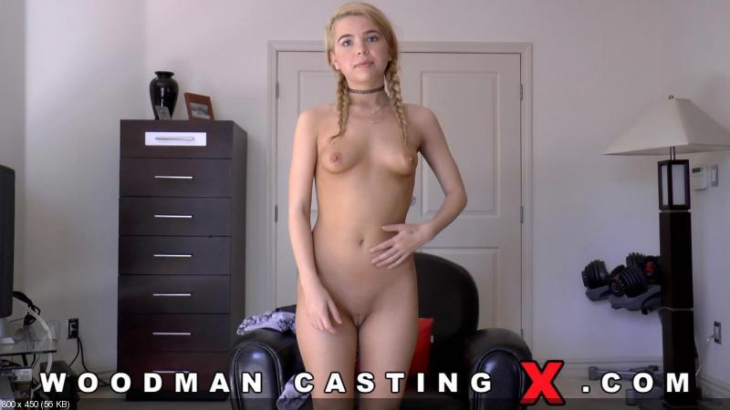 Casting Cute Blond Dianna X Hamster 1