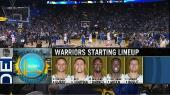 ���������. NBA 14/15. RS: Dallas Mavericks @ Golden State Warriors [04.02] (2015) WEB-DL 720p | 60 fps