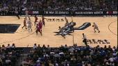 Баскетбол. NBA 14/15. RS: Miami Heat @ San Antonio Spurs [06.02] (2015) WEB-DL 720p | 60 fps